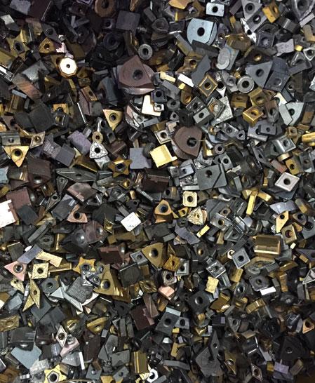 Tungsten Carbide Scrap | Tungsten Scrap